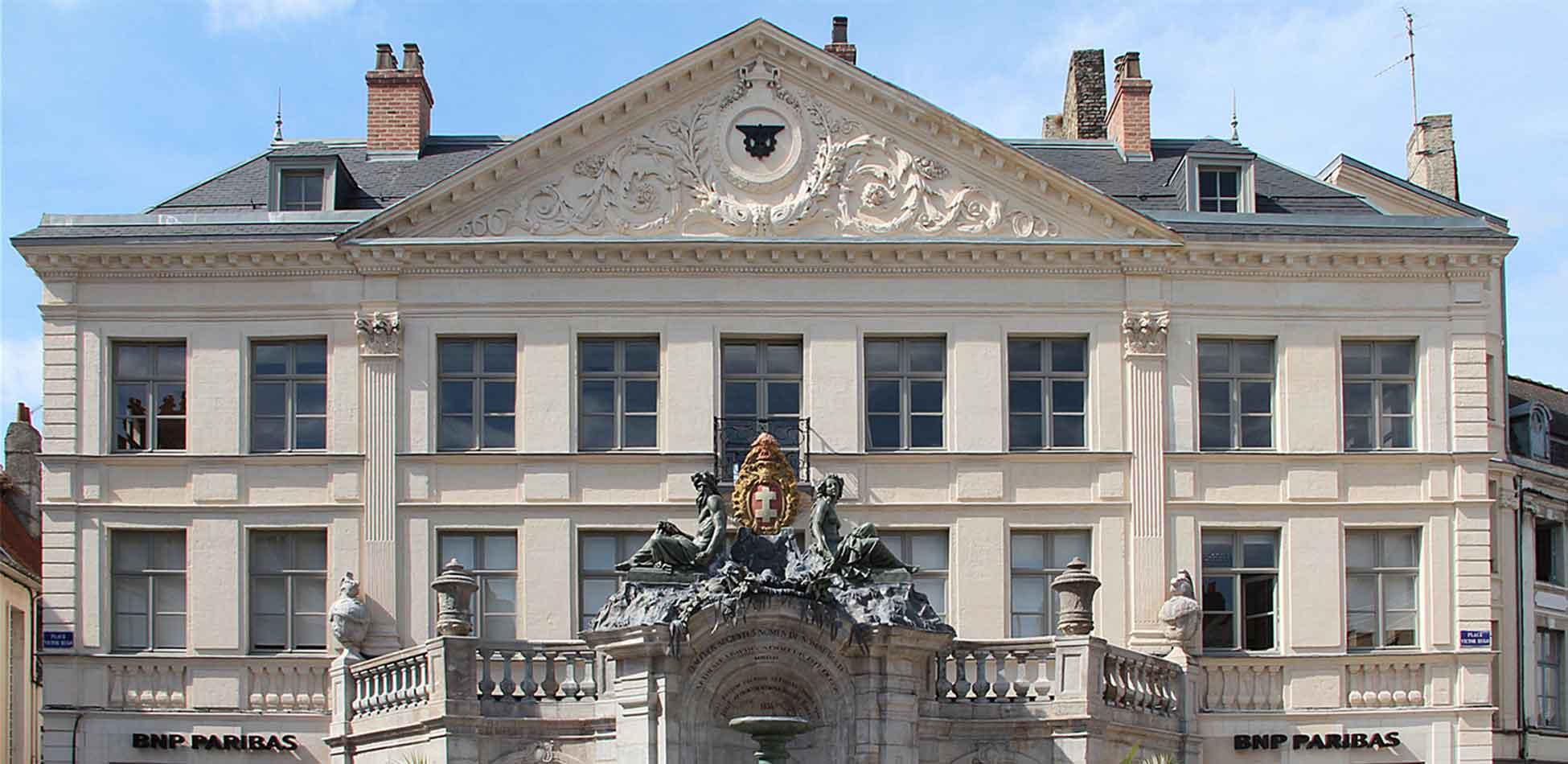 Loi Monuments Historiques